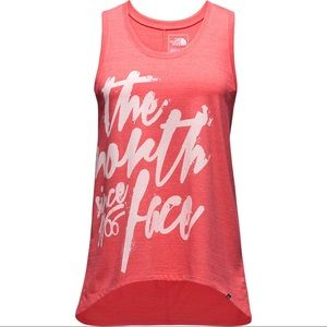 NWT The North Face Artemisia Tri Tank Racerback XL